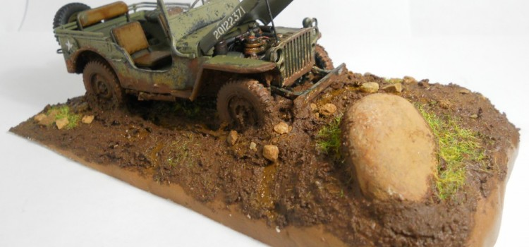 Tamiya Jeep Willys MB